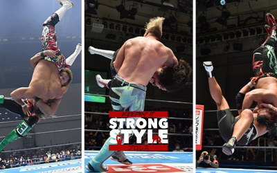 Keepin' It Strong Style – EP 149 – G1 Climax 30 Nights 6-8 Review