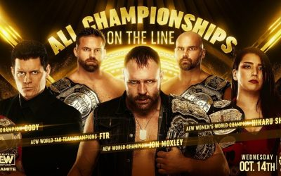 All Things Elite Episode 81: AEW 1st Year Anniversary show