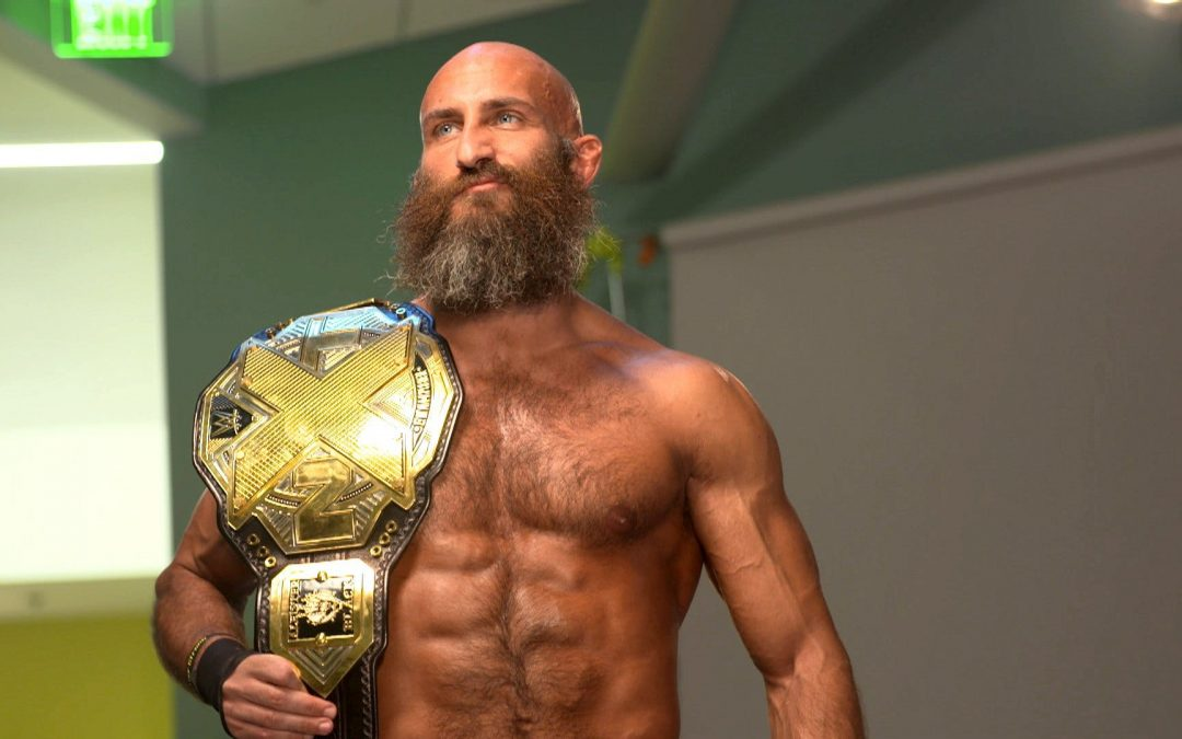 The Ricky & Clive Wrestling Show: Tommaso Ciampa WWE & NXT Retrospective