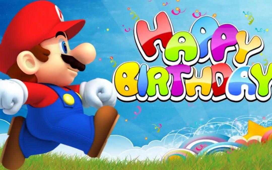 8-Bit Suplex – EP8 – Happy Birthday Mario!
