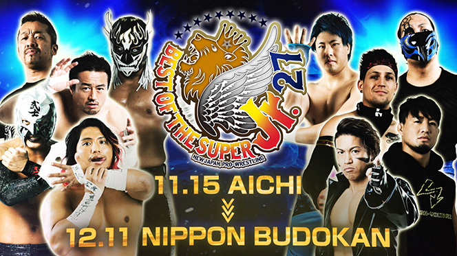 NJPW Best of the Super Juniors 27 Preview