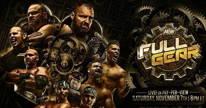 All Things Elite Episode 84: GIVEAWAY!!! Full Gear overall thoughts and AEW Games announcement