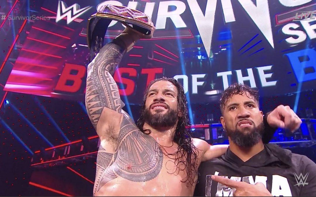 One Nation Radio – 11/23/20 – WWE Survivor Series/Dynamite/NXT