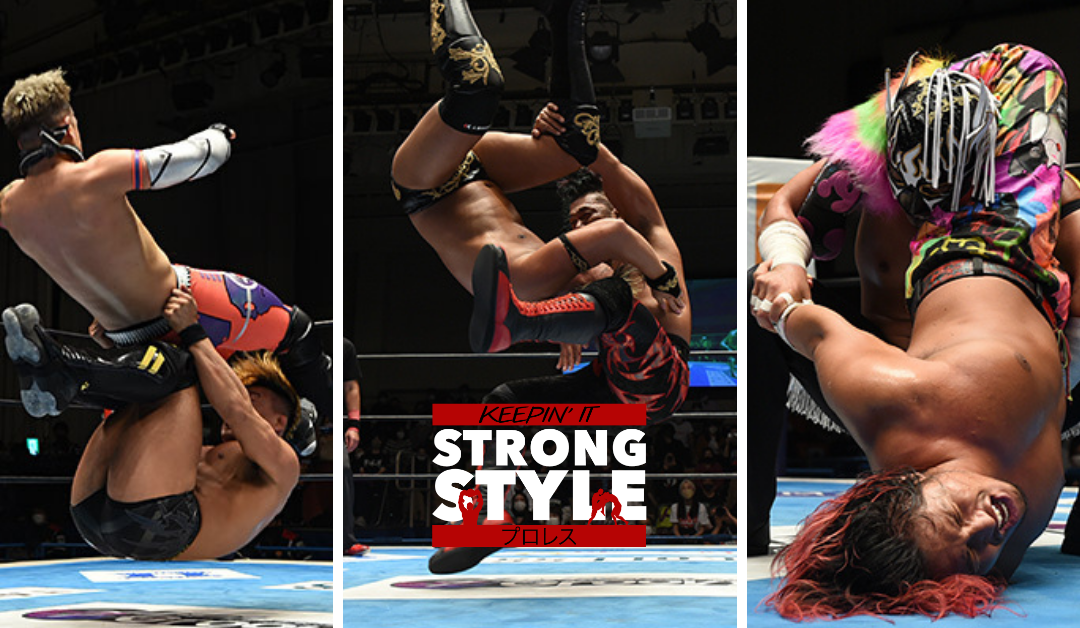 Keepin' It Strong Style – EP 156 – World Tag League 2020 & BOSJ 27 11.18-11.22 Review