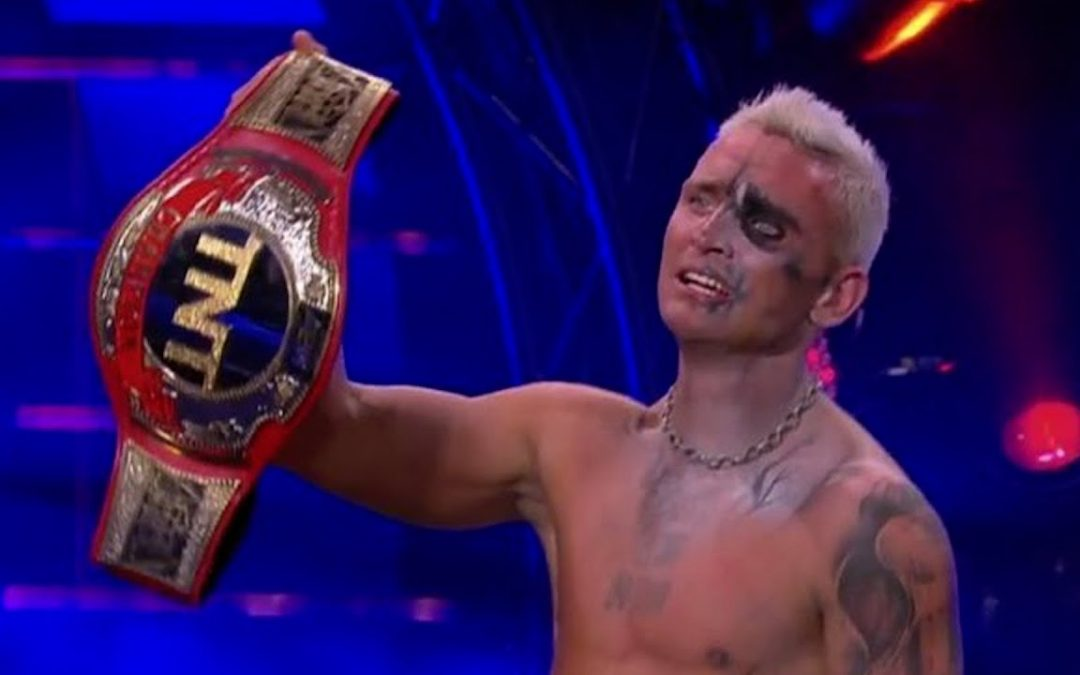 The Ricky & Clive Wrestling Show: AEW Full Gear / NJPW Power Struggle / NJPW Bracketology Entries