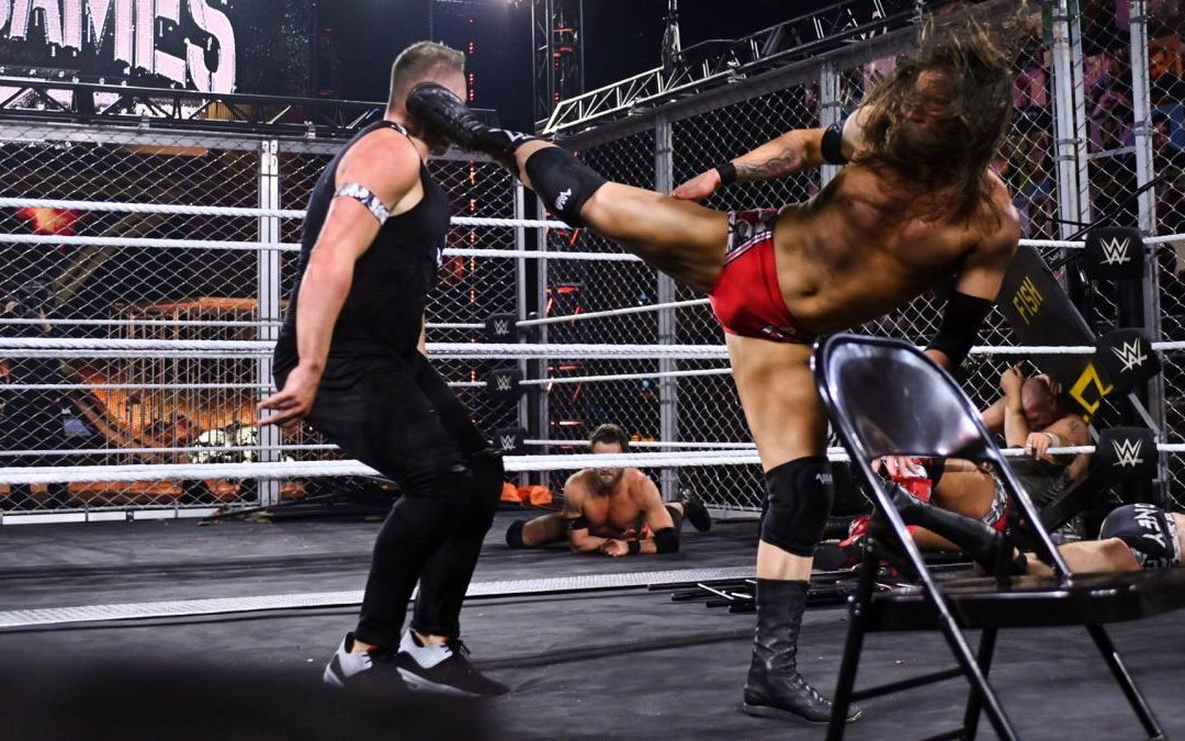 The Ricky & Clive Wrestling Show: NXT Takeover Wargames Fallout
