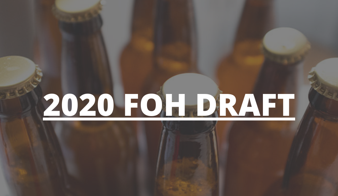 2020 FOH Draft Christmas Special – ONR + KISS