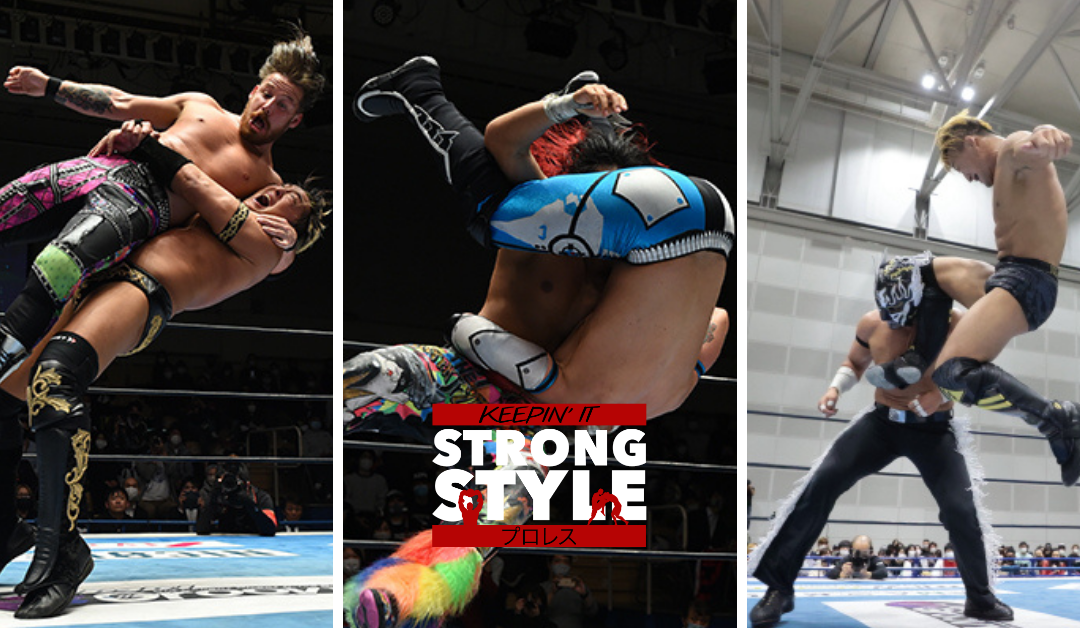 Keepin' It Strong Style – EP 157 – WTL 2020 & BOSJ 27 11.23-11.30 Review