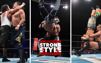 Keepin' It Strong Style – EP 158 – WTL/BOSJ Finals & Super J-Cup Preview