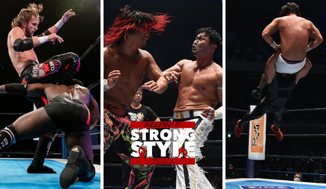 Keepin' It Strong Style – EP 159 – World Tag League 2020/BOSJ 27 Final & Super J-Cup 2020 Review