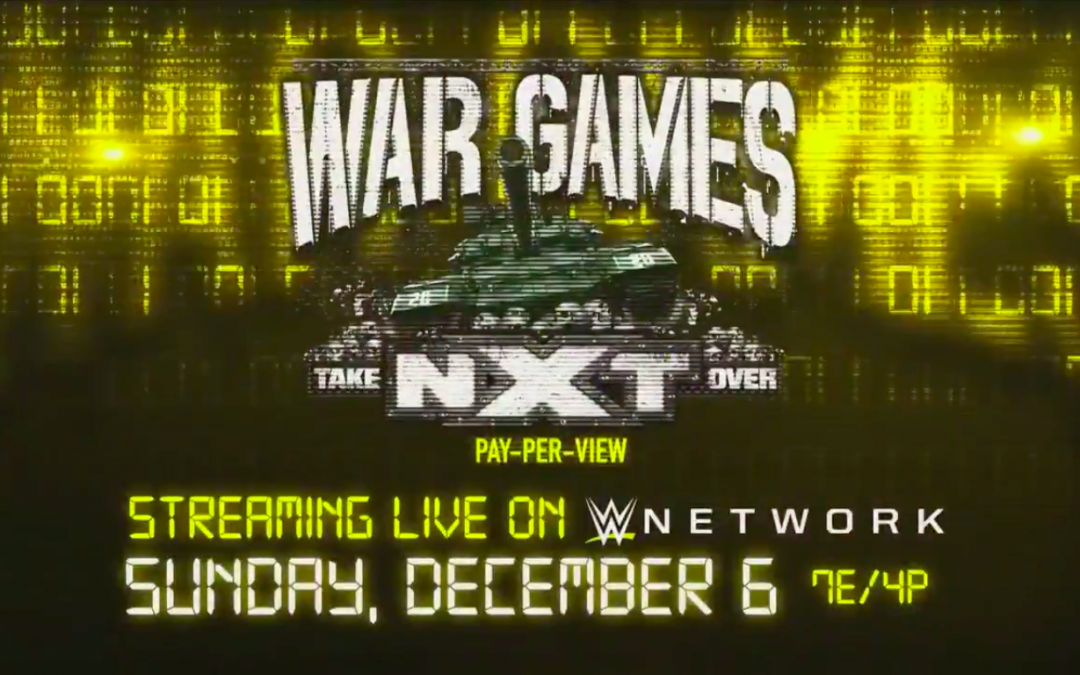 The Ricky & Clive Wrestling Show: NXT Takeover: Wargames Preview w/other Shenanigans