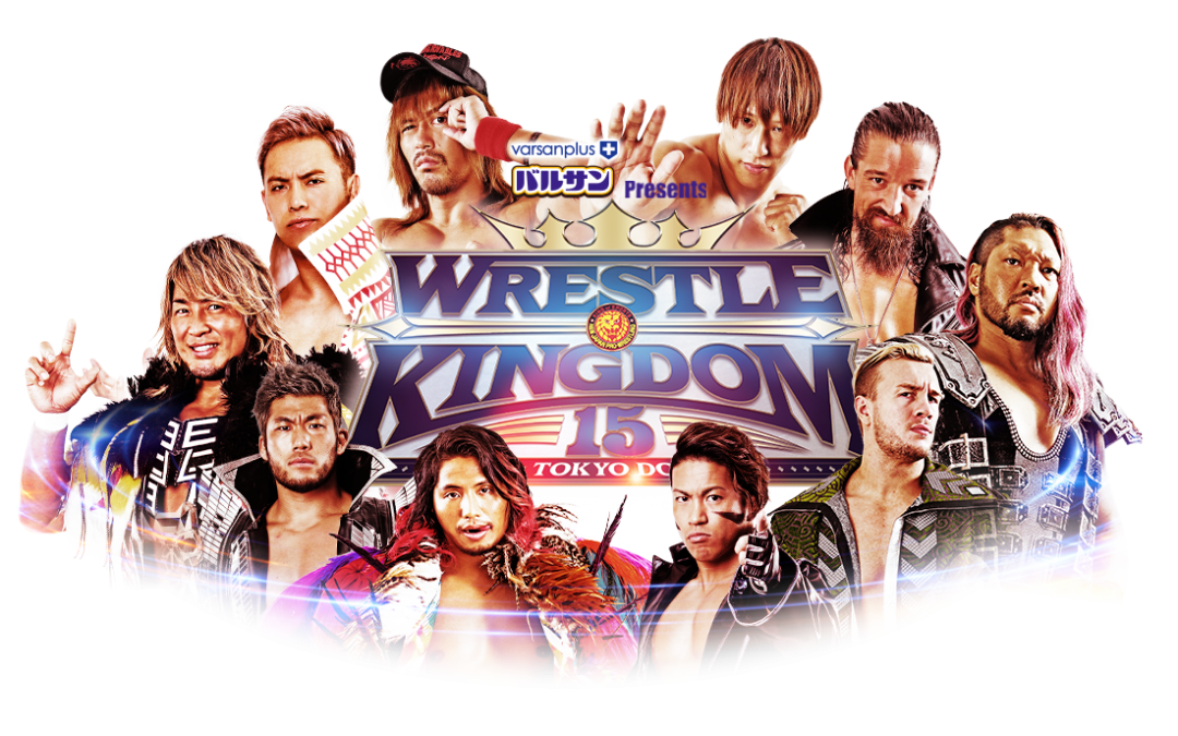 Keepin' It Strong Style – EP 161 – Wrestle Kingdom 15 Preview and Predictions with Chris Samsa