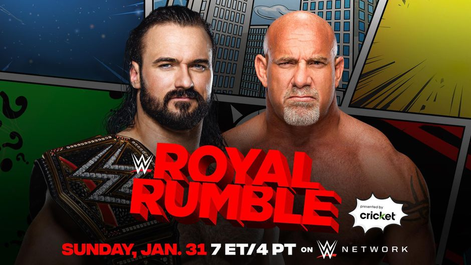 The Ricky & Clive Wrestling Show: WWE Royal Rumble 2021 Funtime Free-For-All