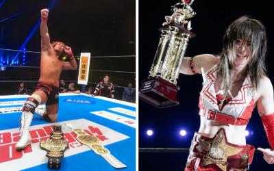 One Nation Radio – 1/3/21 – NJPW/Stardom 2020 Review