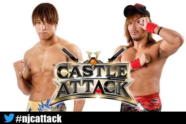 Keepin' It Strong Style – EP 169 – NJPW Castle Attack 2021 Preview