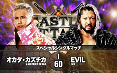 NJPW Castle Attack Night One Preview