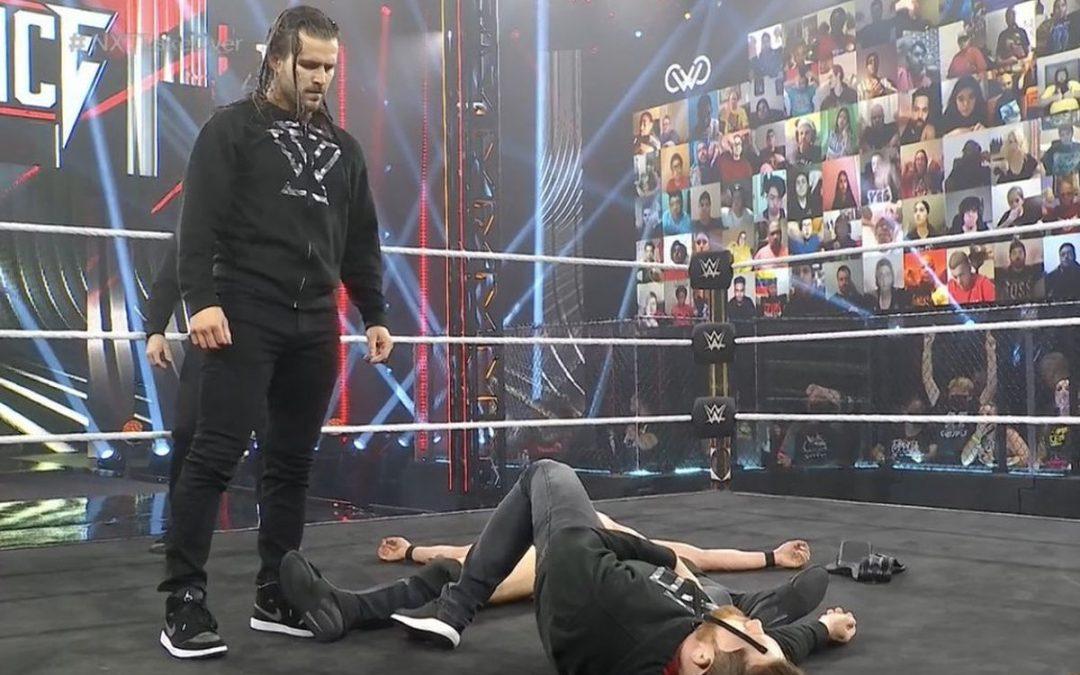 One Nation Radio – 2/15/21 – NXT Takeover: Vengeance Day/Dynamite/Stardom