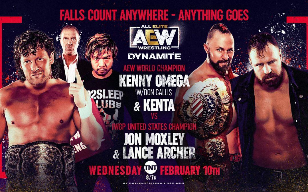 One Nation Radio – 2/7/21 – AEW/NXT/Stardom