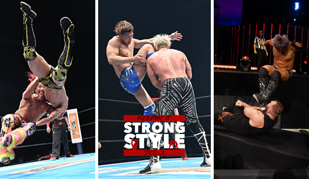 Keepin' It Strong Style – EP 168 – The New Beginning in Hiroshima Review