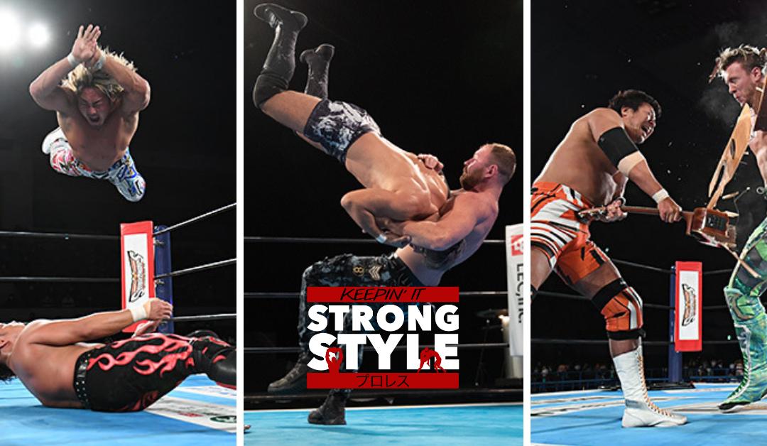 Keepin' It Strong Style – EP 166 – NBG in Nagoya Review, Mox vs. Kenta, & Jay White Returns