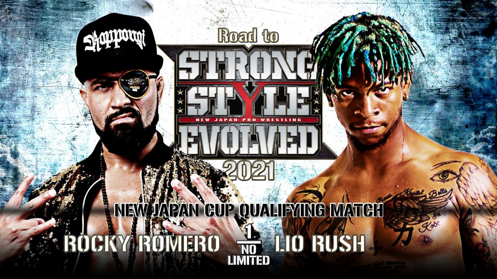 NJPW Strong: Road To Strong Style Evolved