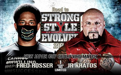 NJPW Strong: Road To Strong Style Evolved Night Two