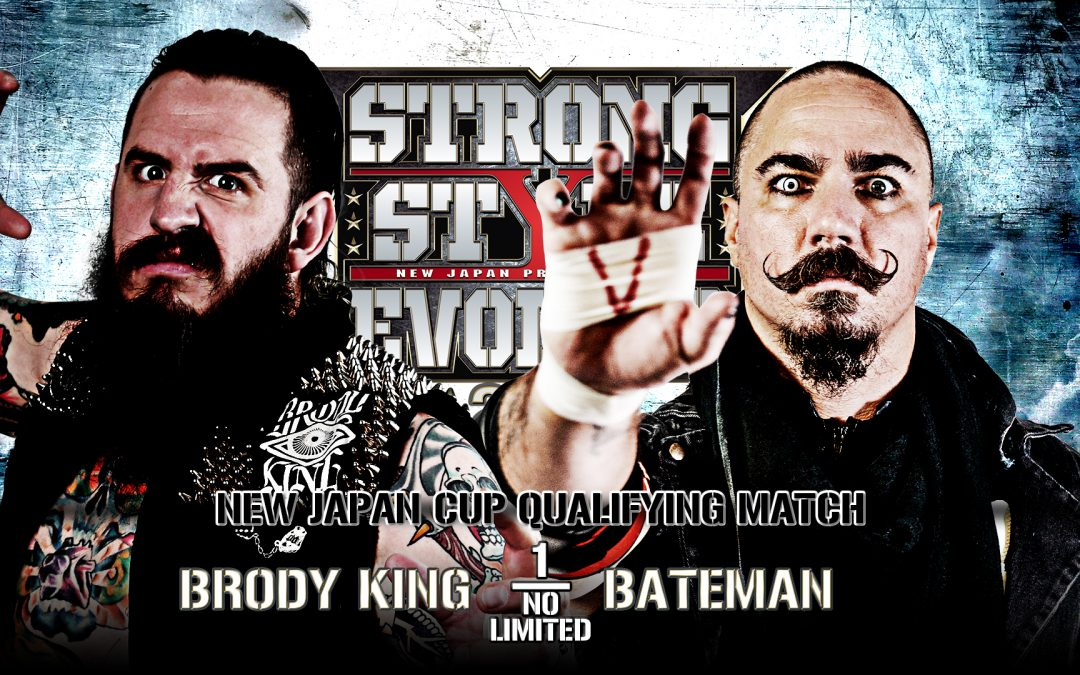 NJPW Strong Preview: New Japan Cup USA Qualifiers Continue