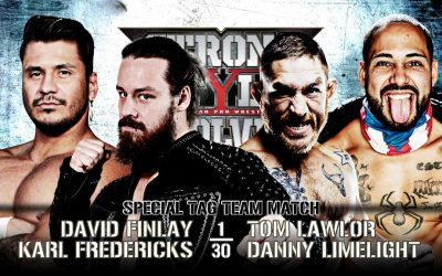 Road to Strong Style Evolved: 2 Final New Japan Cup USA Qualifiers