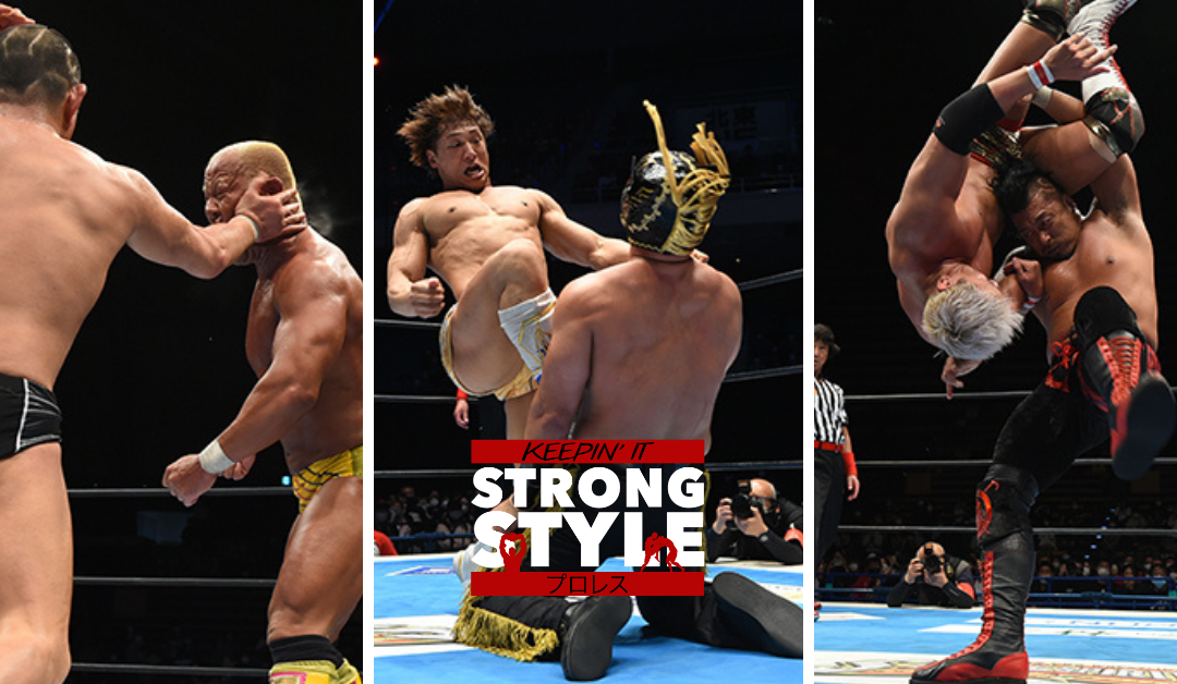 Keepin' It Strong Style – EP 171 – 49th Anniversary Show & New Japan Cup 3.5-3.9 Review