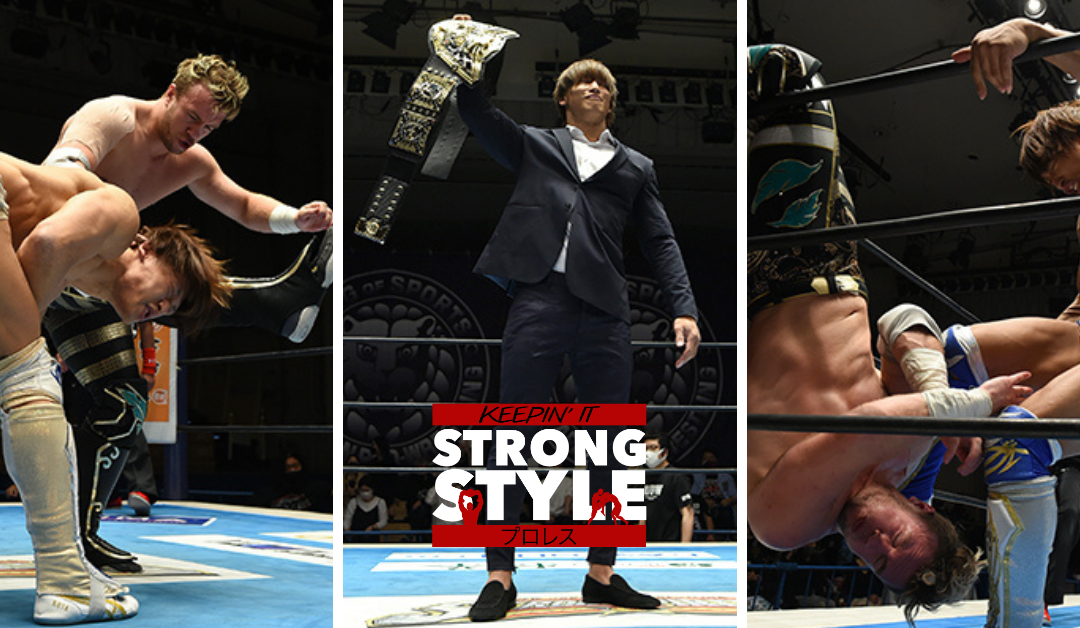 Keepin' It Strong Style – EP 174 – Sakura Genesis 2021 Preview