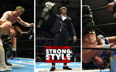 Keepin' It Strong Style – EP 174 – Sakura Genesis 2021 Preview