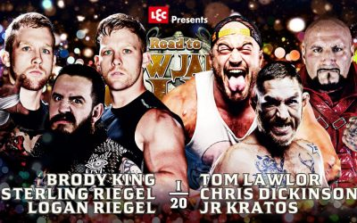NJPW Strong: Road To New Japan Cup USA Night One