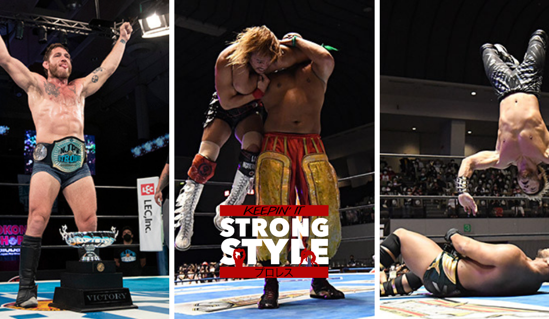 Keepin' It Strong Style – EP 178 – Wrestling Satsuma no Kuni & Wrestling Dontaku 2021 Preview