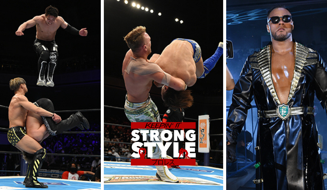 Keepin' It Strong Style – EP 175 – NJPW Sakura Genesis 2021 Review