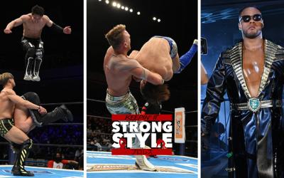 Keepin' It Strong Style – EP 175 – NJPW Sakura Genesis 2021 Review