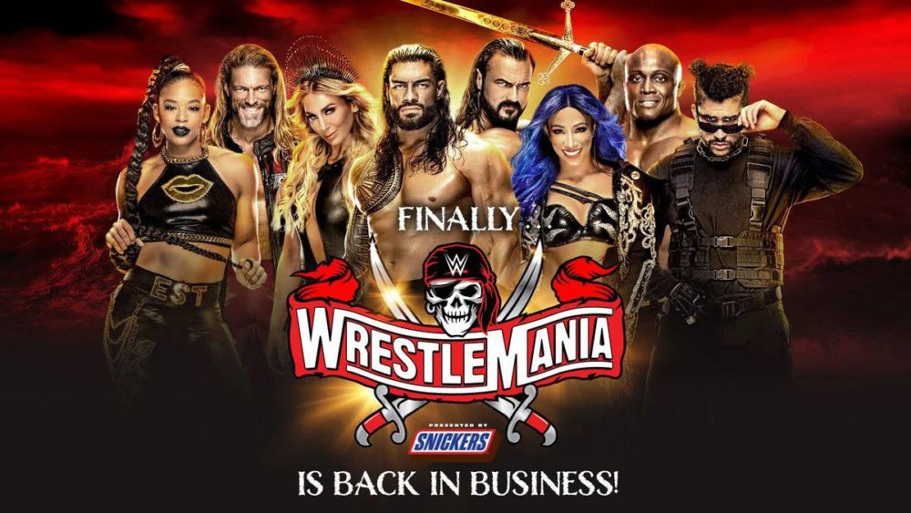 One Nation Radio – 4/7/21 – Wrestlemania 37 Preview