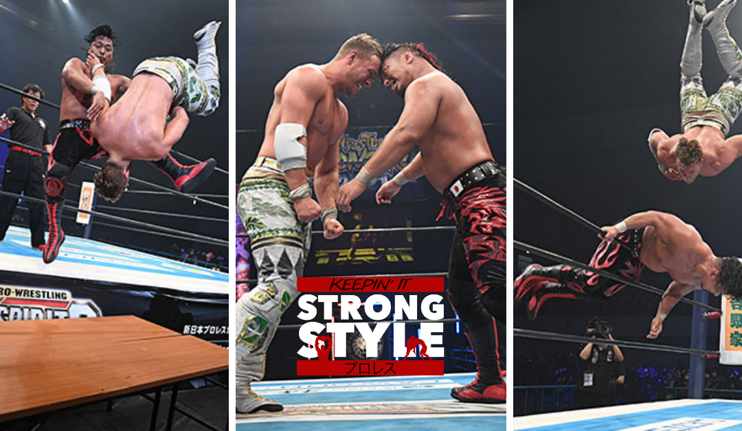 Keepin' It Strong Style – EP 179 – Wrestling Dontaku 2021 Review