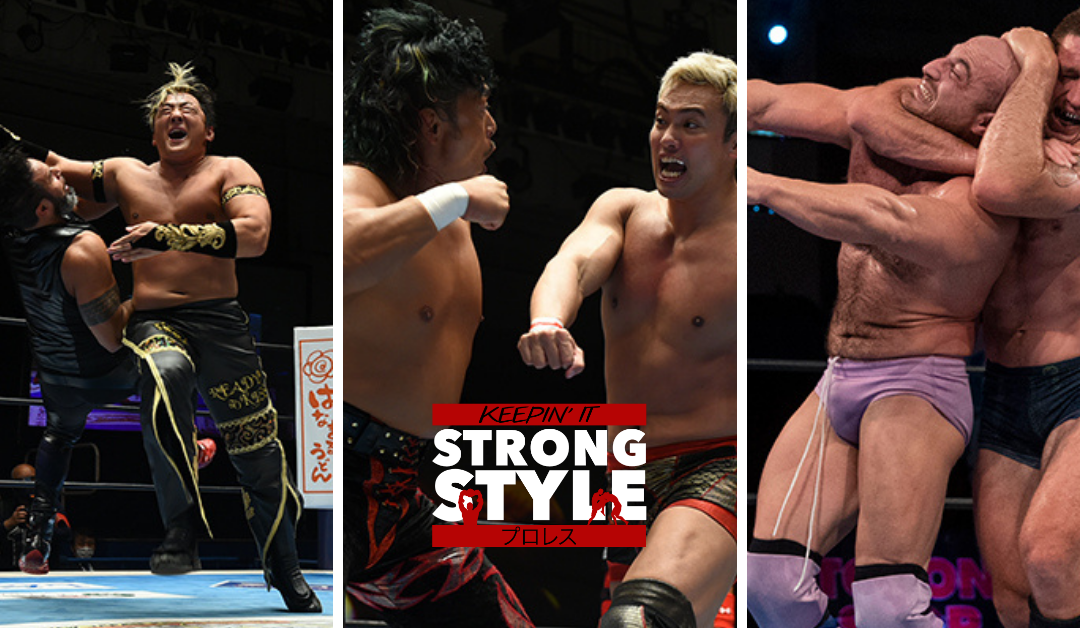 Keepin' It Strong Style – EP 183 – NJPW-WWE Partnership Rumors & Dominion 2021 Preview