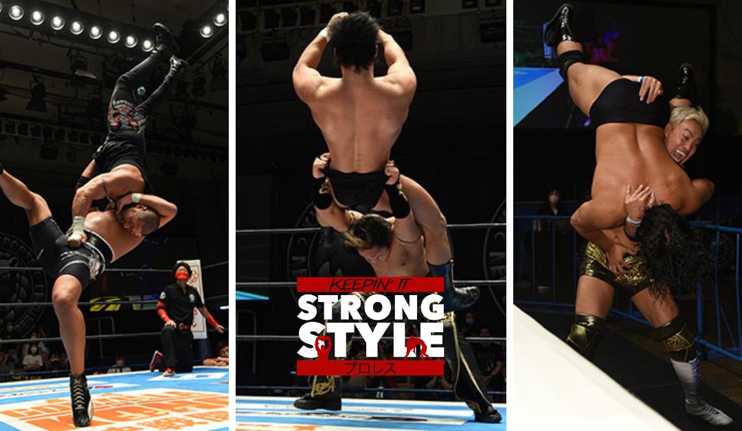 Keepin' It Strong Style – EP 186 – Wrestle Grand Slam, Resurgence, Summer Struggle, Kizuna Road, & more!