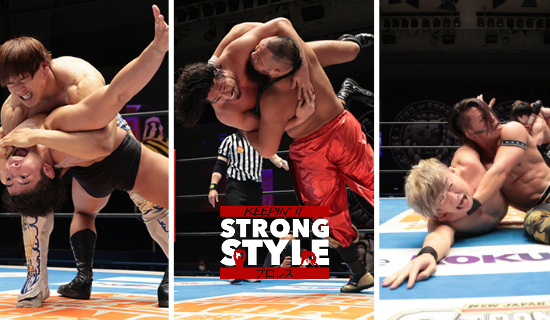 Keepin' It Strong Style – EP 187 – Kizuna Road 6.23 Review, Ignition 6.25 Review, & more!