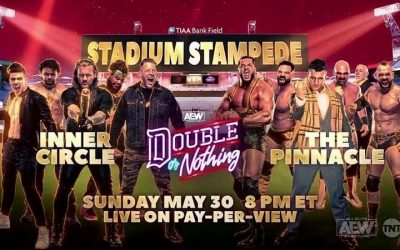 One Nation Radio – 6/1/21 – AEW Double Or Nothing Review