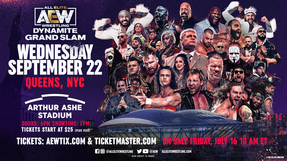 All Things Elite Episode 109: AEW invades NY