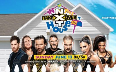 One Nation Radio – 6/11/21 – NXT Takeover: In Your House 2021 Preview/Stardom Tokyo Dream Cinderella Preview
