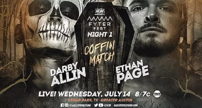 All Things Elite Episode 113: Fyter Fest Night 1 Review and AEW Top 10 matches