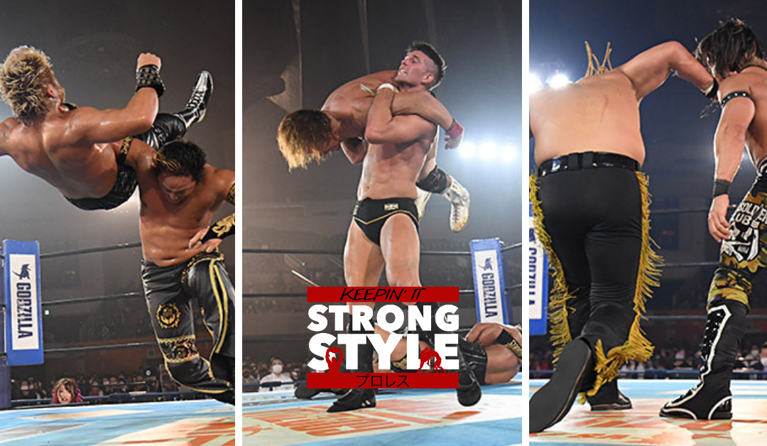 Keepin' It Strong Style – EP 189 – Summer Struggle in Sapporo 2021 Review