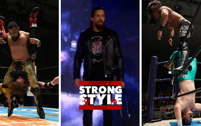 Keepin' It Strong Style – EP 190 – Wrestle Grand Slam in Tokyo Dome Preview & Predictions