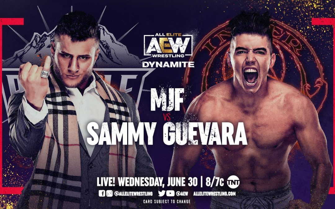 All Things Elite Episode 111: MJF vs Sammy and All Out Week On sale date announced