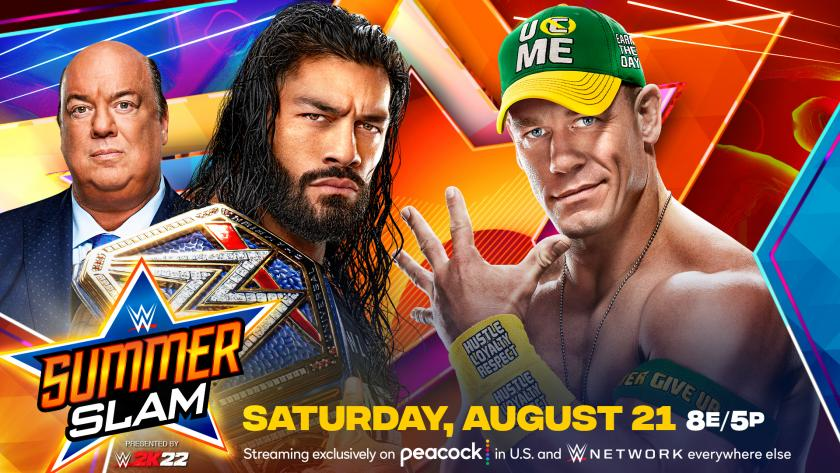 One Nation Radio – 8/19/21 – WWE SummerSlam Preview/NXT Takeover 36 Preview