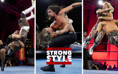 Keepin' It Strong Style – EP 194 – NJPW Resurgence Review