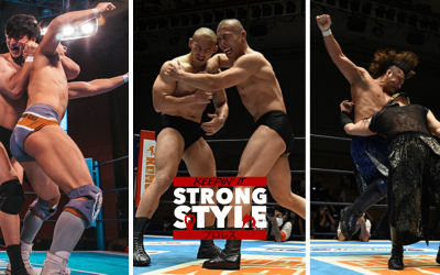 Keepin' It Strong Style – EP 195 – CM Punk, New Young Lions, Summer Struggle, & more!